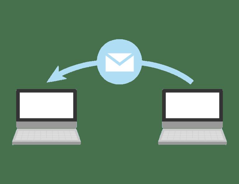 大容量のデータがメールで送れない!?