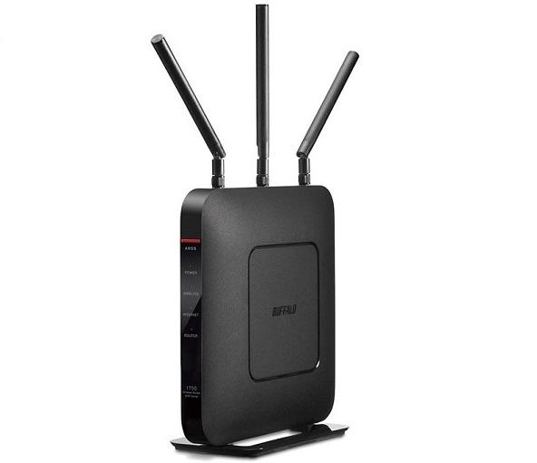 無線LANの電波が届かないときは?