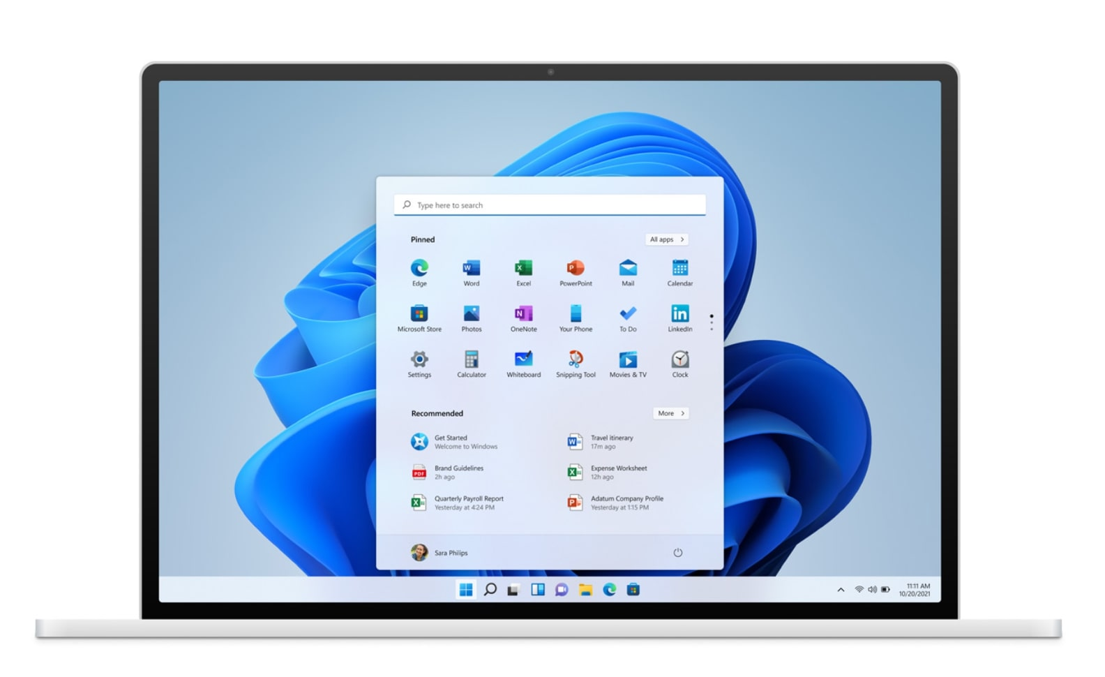 Windows11画面イメージ